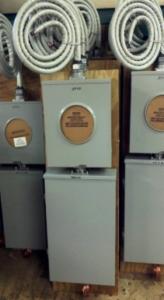 Mobile Home Power Box